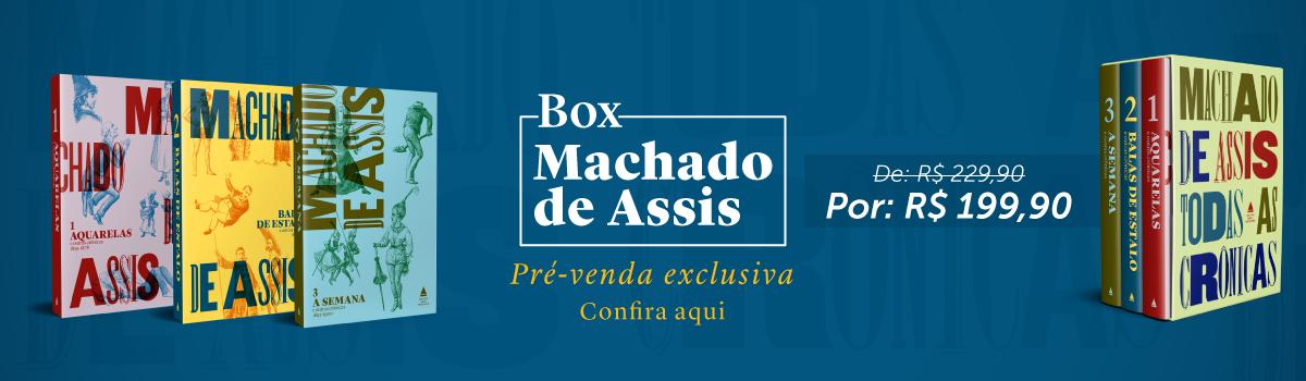 BOX MACHADO DE ASSIS
