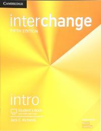 INTERCHANGE INTRO - STUDENT