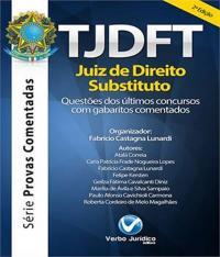 Tjdft - Juiz De Direito Substituto - 02 Ed