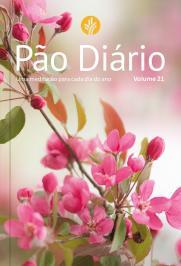 PÃO DIÁRIO, VOLUME 21 (CAPA FEMININA)