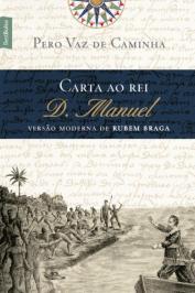 Carta Ao Rei D. Manuel - Livro De Bolso