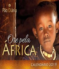 CALENDARIO - ORE PELA AFRICA - PAO DIARIO - 2019