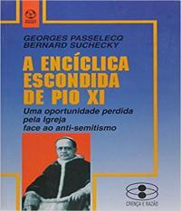 Enciclica Escondida De Pio Xi
