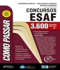 Como Passar Em Concurso Esaf - 03 Ed