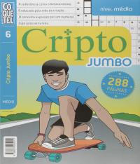 Cripto Jumbo - Nivel Medio - Vol 06