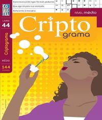Criptograma - Nivel Medio - Vol 44