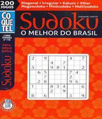 Sudoku O Melhor Do Brasil - Facil / Medio / Dificil - Vol 115
