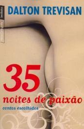 35 NOITES DE PAIXAO - CONTOS ESCOLHIDOS - LIVRO DE BOLSO