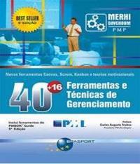 40 + 16 Ferramentas E Tecnicas De Gerenciamento - 06 Ed