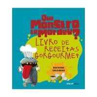 Livro De Receitas Gorgourmet: Receitas Salgadas