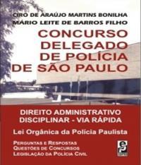 Concurso Delegado De Policia De Sp