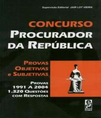 Concurso Procurador Da Republica