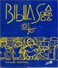 Biblia Sagrada Pastoral - Media Encadernada