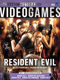 Grandes Historias Dos Videogames, As - Resident Evil Parte 2