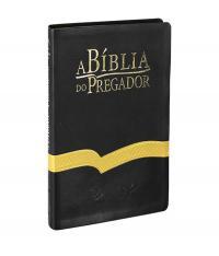 BIBLIA DO PREGADOR, A - CAPA  PRETA