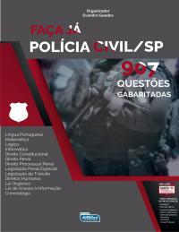 Faca Ja - 907 Questoes - Policia Civil Do Estado De Sao Paulo - Pc Sp