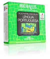 Kit Mich. Dic Escolar Lingua Portuguesa - Cidadania Ao Pe Da Letra