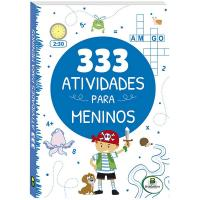 333 ATIVIDADES... MENINOS