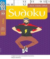 SUDOKU - FACIL - MEDIO - DIFICIL - VOL 144