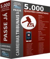 Passe Ja - 5.000 Questoes - Carreiras Tribunais