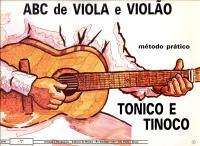 ABC DE VIOLA E VIOLAO: MÉTODO PRÁTICO