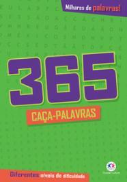 365 CAÇA-PALAVRAS I
