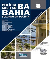 Policia Militar Da Bahia - Soldado Da Policia - Ba Edital 2017