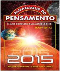 Almanaque Do Pensamento - 2015