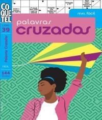 PALAVRAS CRUZADAS - NIVEL FACIL - VOL 39