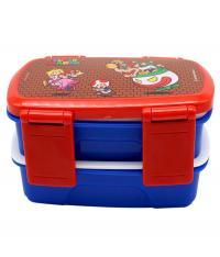 LANCHEIRA BOX C/2 COMPART.E TALHERES MARIO - 10023064