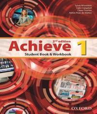 Achieve 1 - Student Book / Workbook - 02 Ed