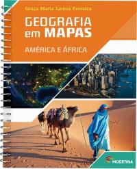 GEOGRAFIA EM MAPAS  - AMERICA E AFRICA