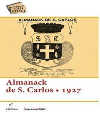 ALMANACK DE SAO CARLOS 1927