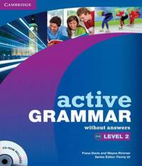 Active Grammar - Level 2 - Without Answers And Cd-rom