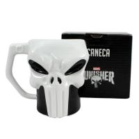 CANECA FORMATO 3D 400ML PUNISHER - 10023002