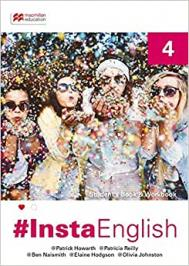 #INSTAENGLISH 4 - STUDENT BOOK