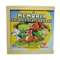 MEMORIA ANIMAIS VERTEBRADOS 40 PCS - 1013