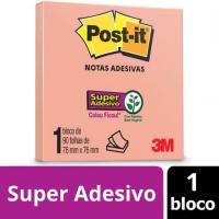 BLOCO ADESIVO 76X76 90FLS DAMASCO POST-IT 654 - HB004604029