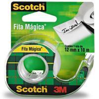 FITA ADESIVA 12X10 MAGICA SCOTH C/ DISPENSER- HB004087696