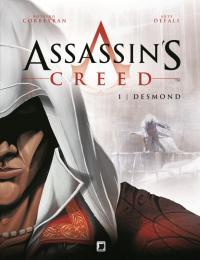 ASSASSINS CREED HQ: DESMOND (VOL. 1)