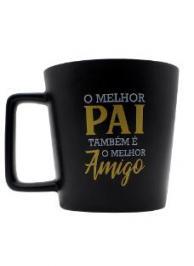 CANECA BUCK 400ML MELHOR AMIGO - 10023447