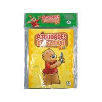 Atividades Educativas - Kit Com 10 Unidades
