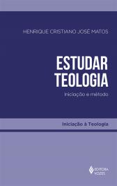 Estudar Teologia: IniciaÇÃo E MÉtodo