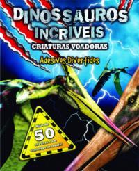 CRIATURAS VOADORAS: ADESIVOS DIVERTIDOS