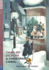 A CHRISTMAS CAROL - HUB YOUNG ADULT READERS - STAGE 3 - BOOK WITH AUDIO CD