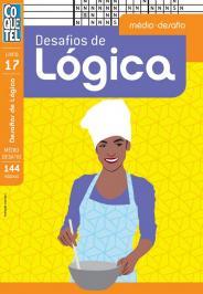 Livro Coquetel Desafios De LÓgica 17
