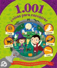 1.001 COISA PARA ENCONTRAR - DIVERSÃO DE ARREPIAR
