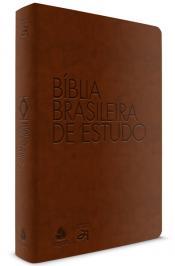 BÍBLIA BRASILEIRA DE ESTUDO: MARROM