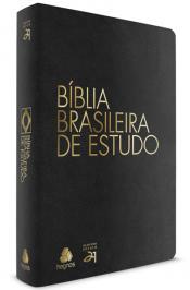 BÍBLIA BRASILEIRA DE ESTUDO: PRETA