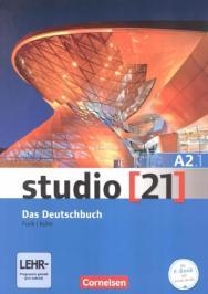 STUDIO 21 A2.1 KURS UND UB DVD-ROM/E-BOOK MIT AUDIO, INTERAKTIVEN UBUNGEN, VIDEOCLIPS